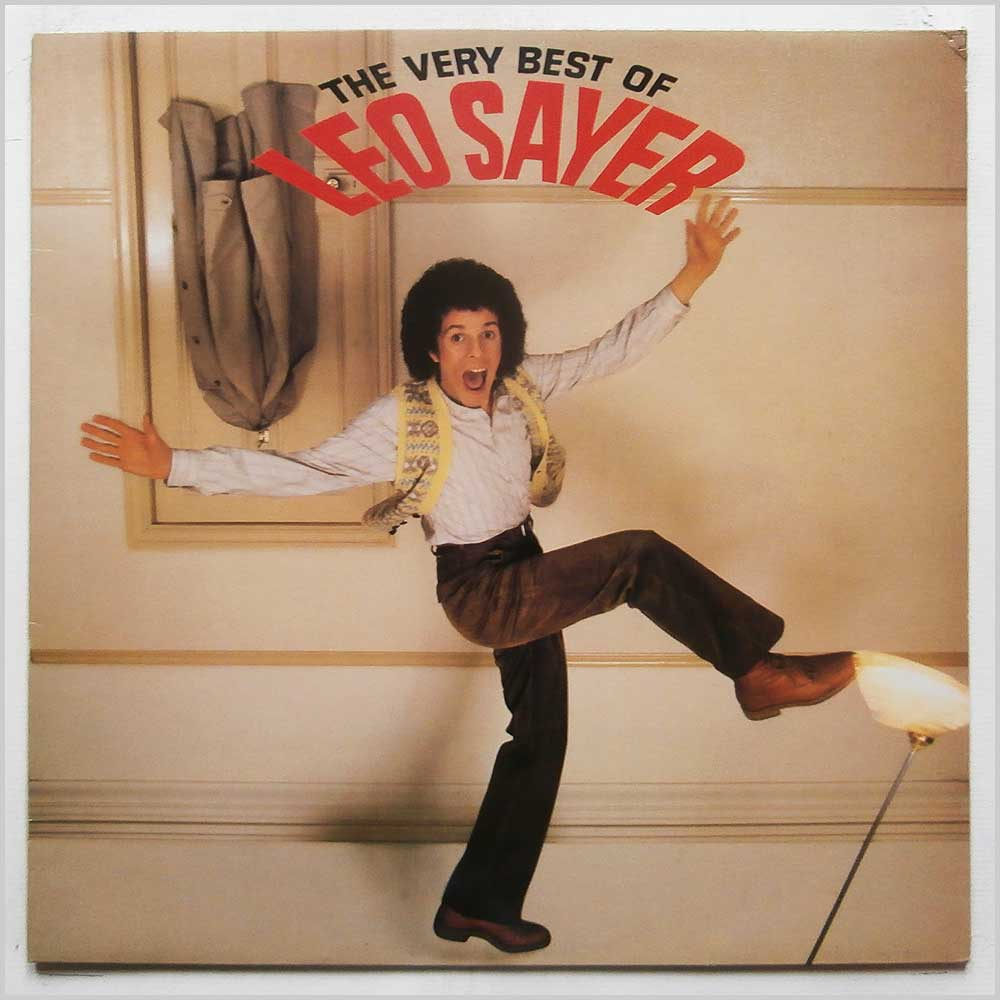 Leo Sayer - The Very Best Of Leo Sayer (CDL 1222)