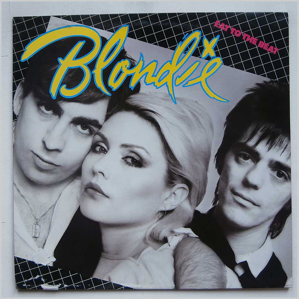 Blondie - Eat To The Beat (CDL 1225)