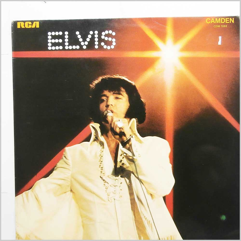 Elvis Presley - You'll Never Walk Alone (CDM 1088)