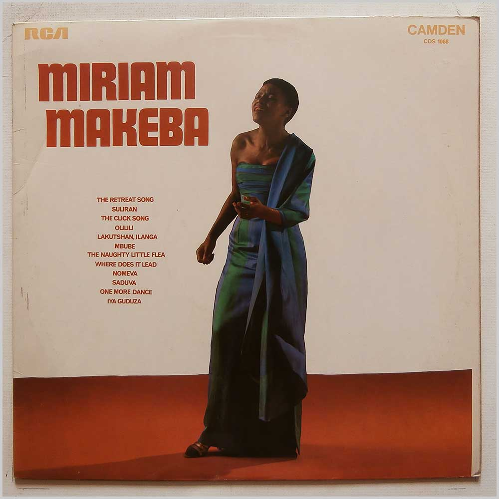 Miriam Makeba - Miriam Makeba (CDS 1068)