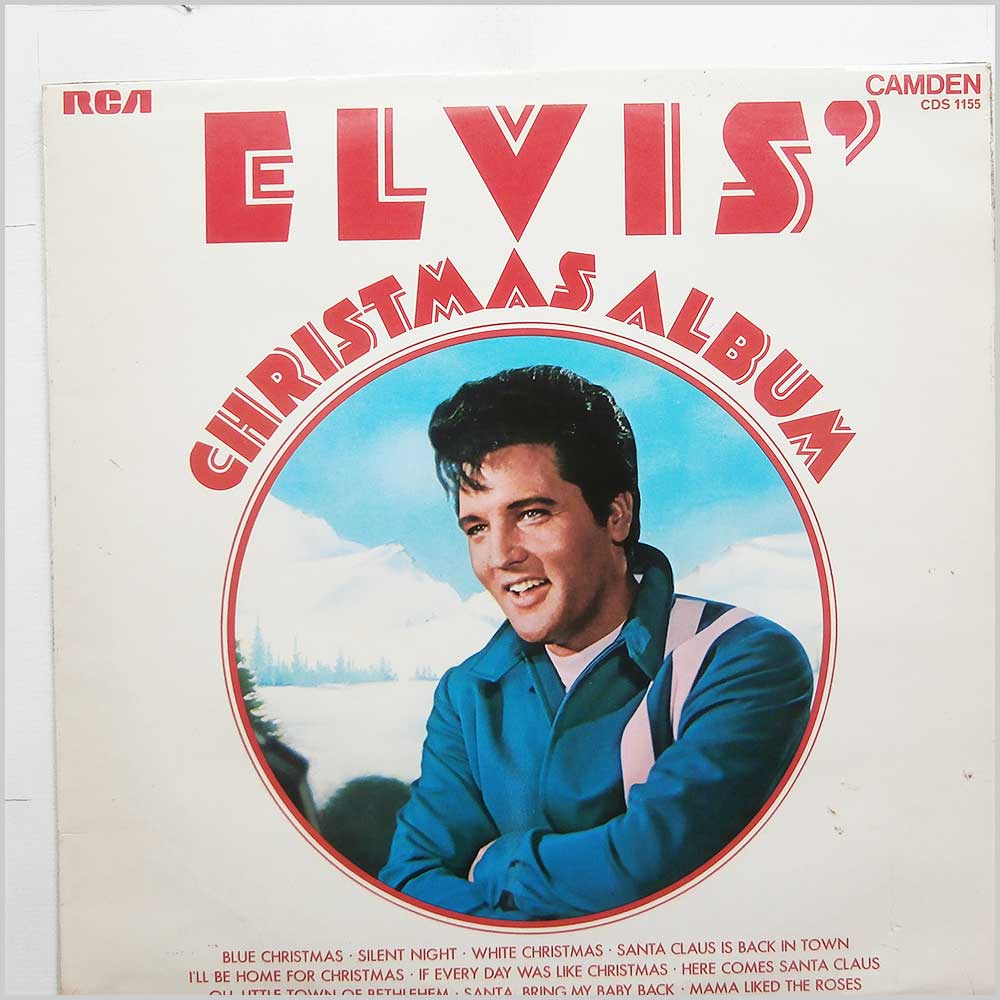 Elvis Presley - Elvis' Christmas Album (CDS 1155)