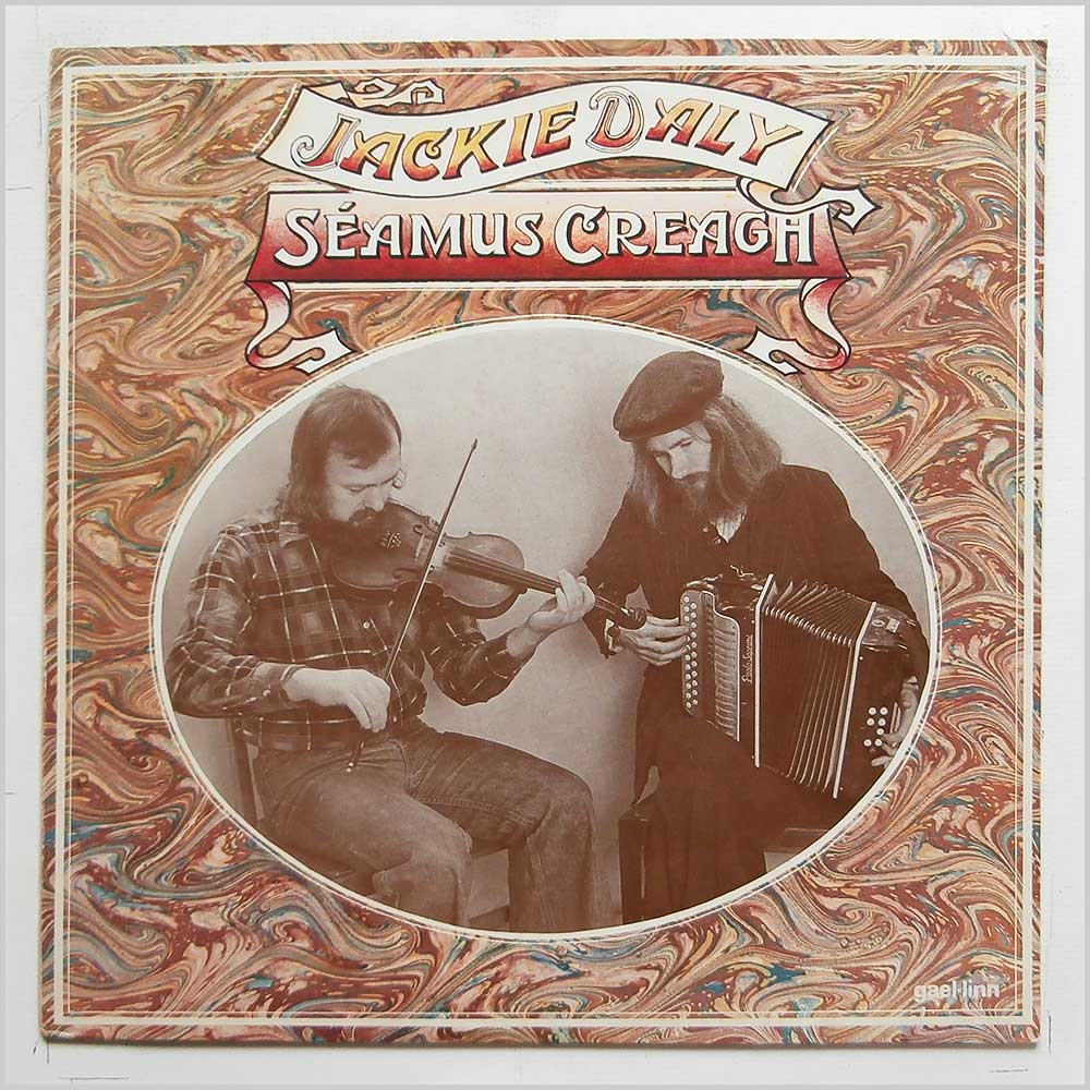 Jackie Daly and Seamus Creagh - Jackie Daly And Seamus Creagh (CEF 057)