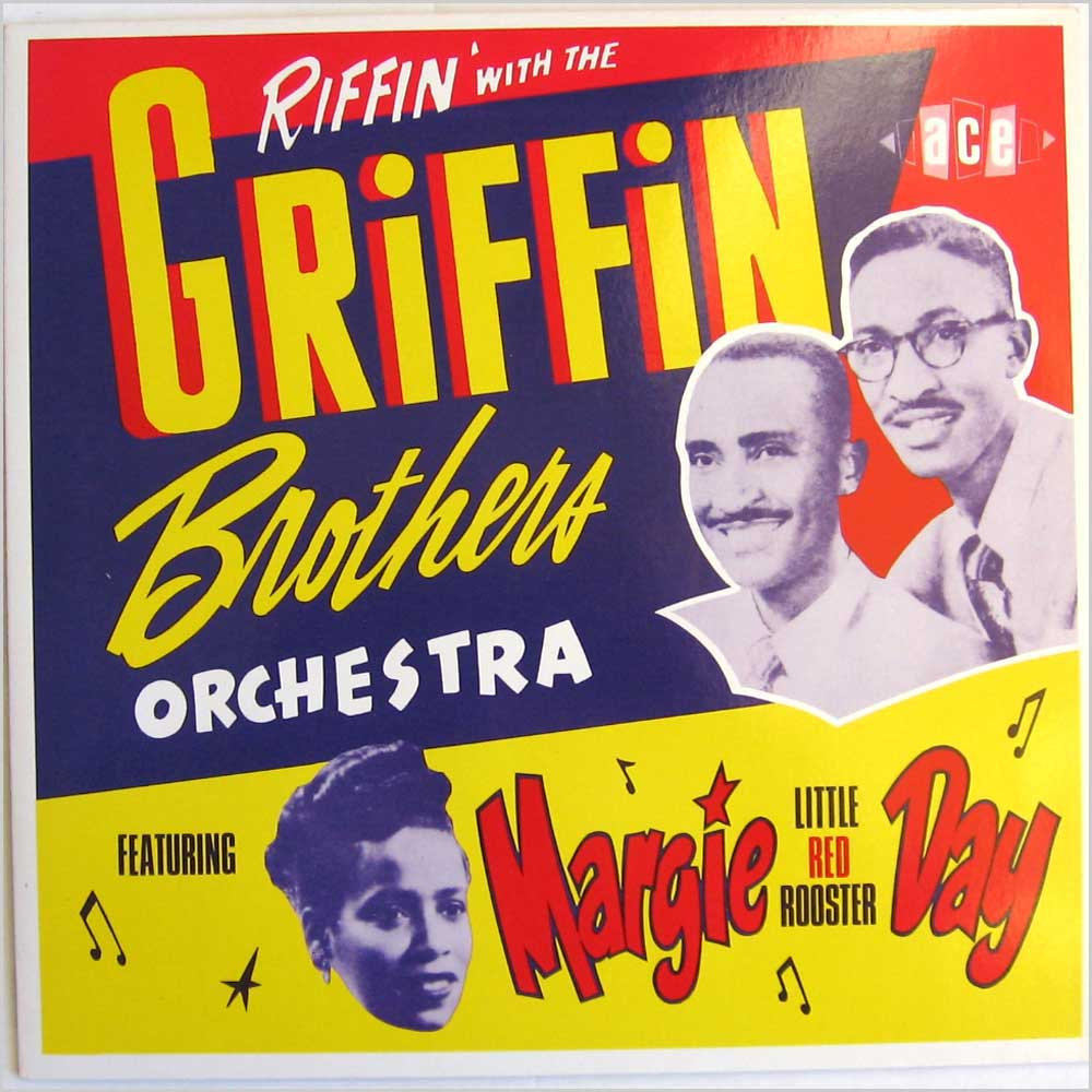 Griffin Brothers - Riffin' With The Griffin Brothers Orchestra (CHD 136)