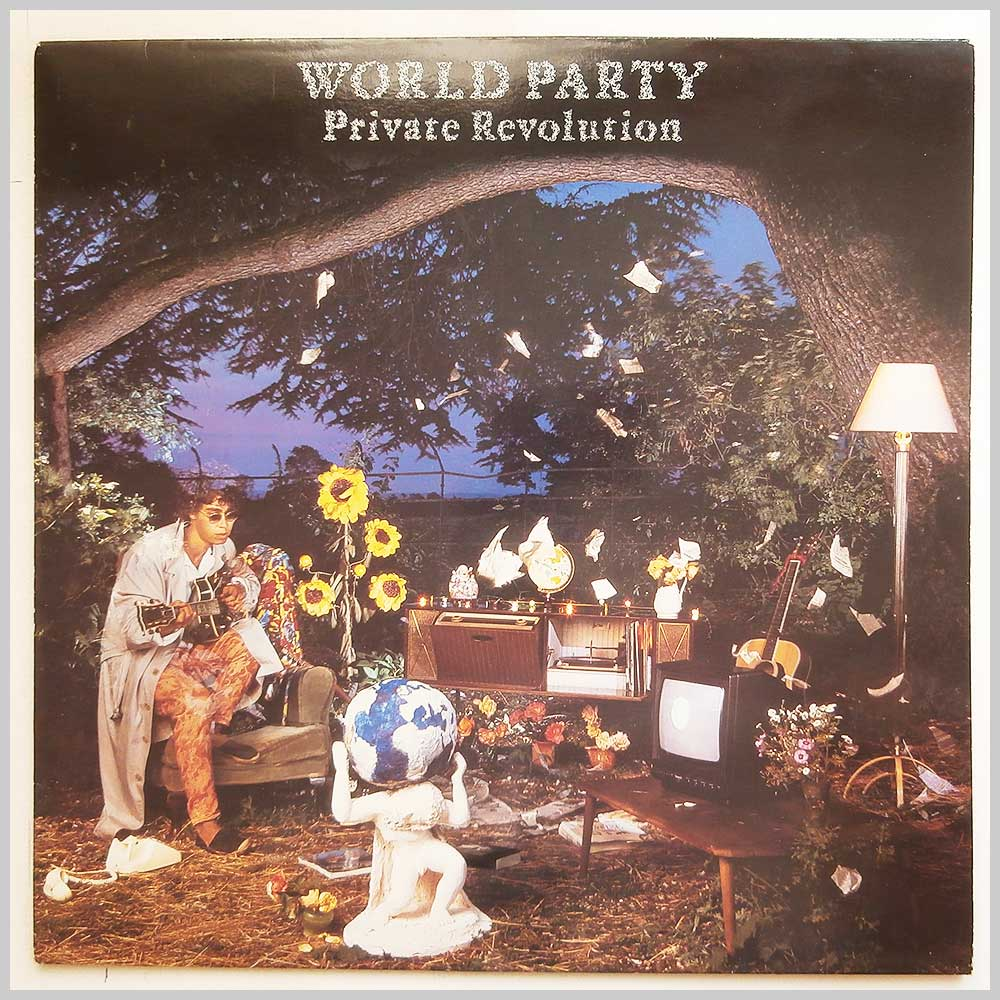 World Party - Private Revolution (CHEN 4)