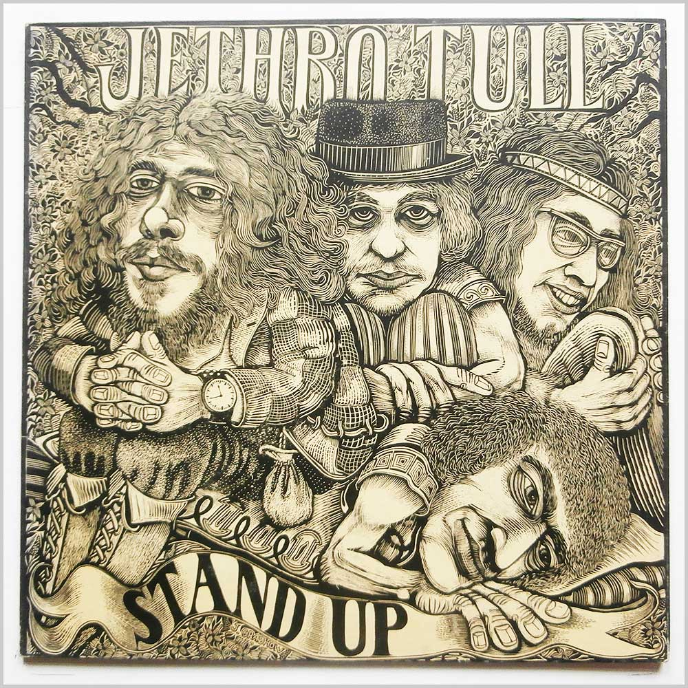 Jethro Tull - Stand Up (CHR 1042)