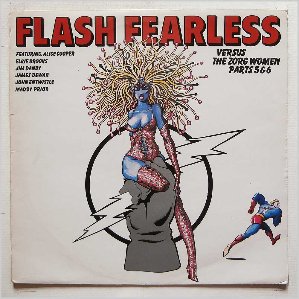 Various - Flash Fearless V. The Zorg Women Parts 5 and 6 (CHR 1081)