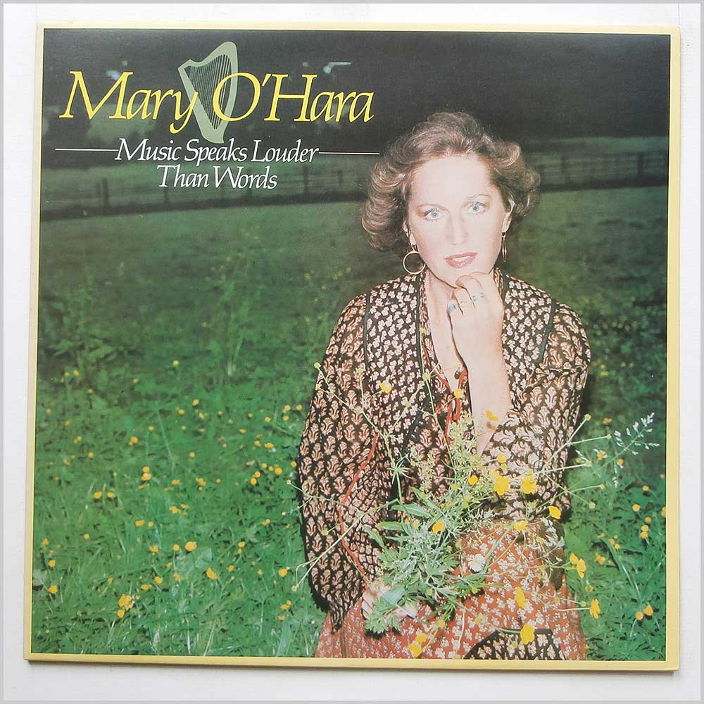 Mary O'Hara - Music Speaks Louder Than Words (CHR 1194)