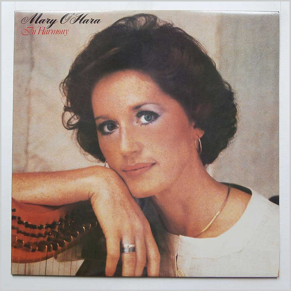 Mary O'Hara - In Harmony (CHR 1217)