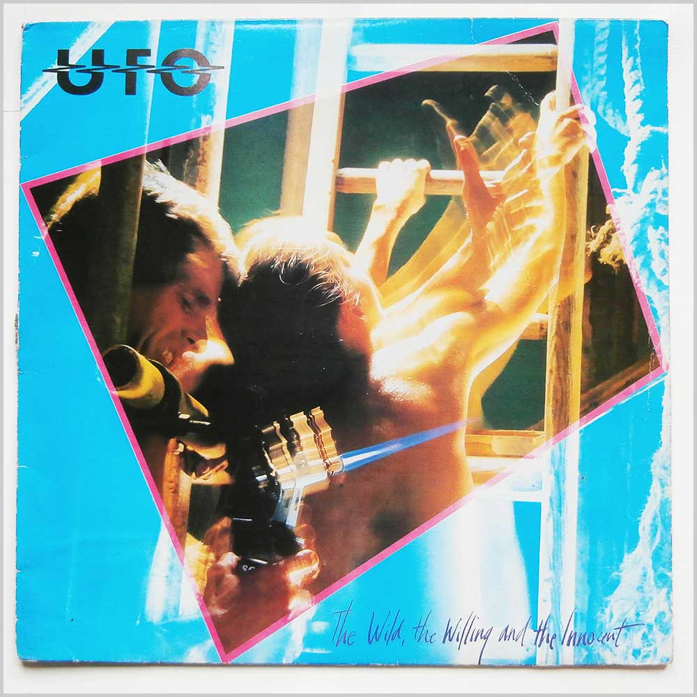 UFO - The Wild, The Willing And The Innocent (CHR 1307)