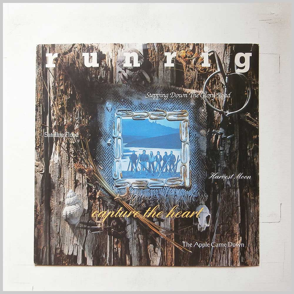 Runrig - Capture The Heart (CHS 10 3594)