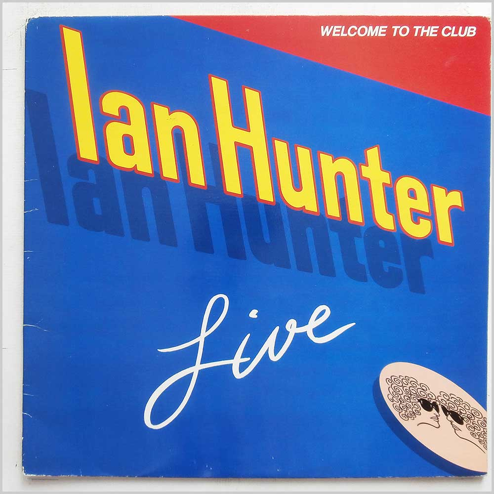 Ian Hunter - Welcome To The Club (CJT 6)