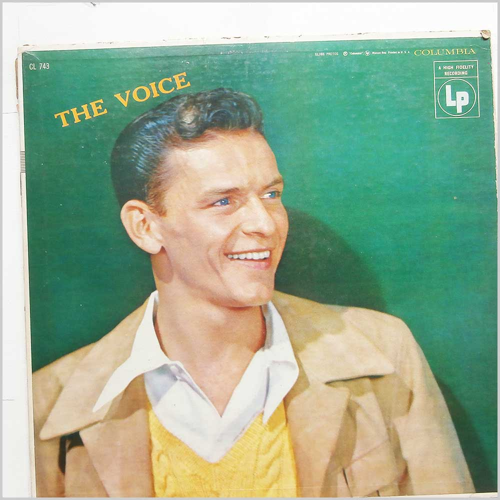 Frank Sinatra - The Voice (CL 743)