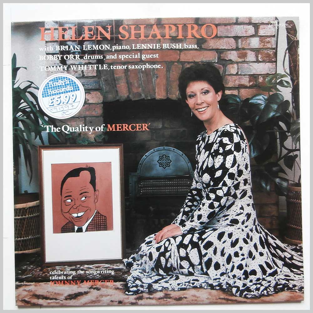 Helen Shapiro - The Quality Of Mercy (CLGLP 014)