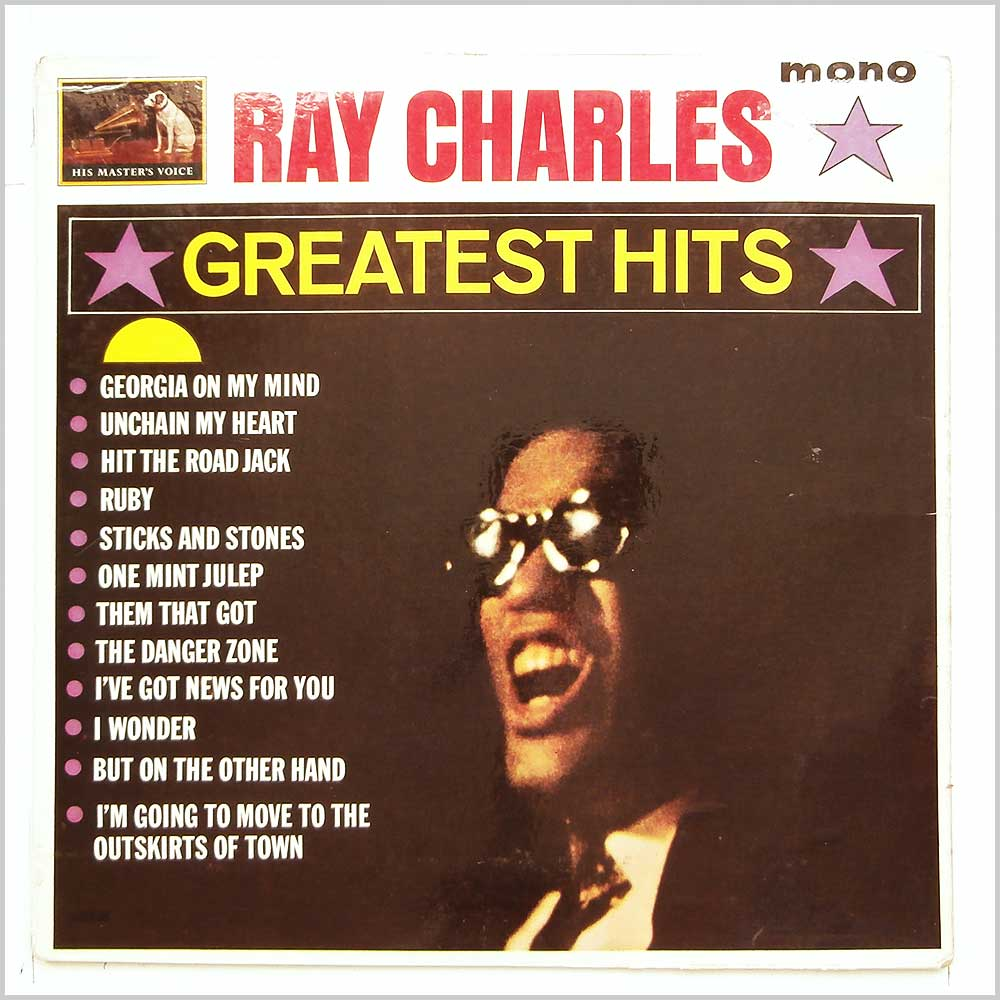 Ray Charles - Ray Charles Greatest Hits (CLP 1626)