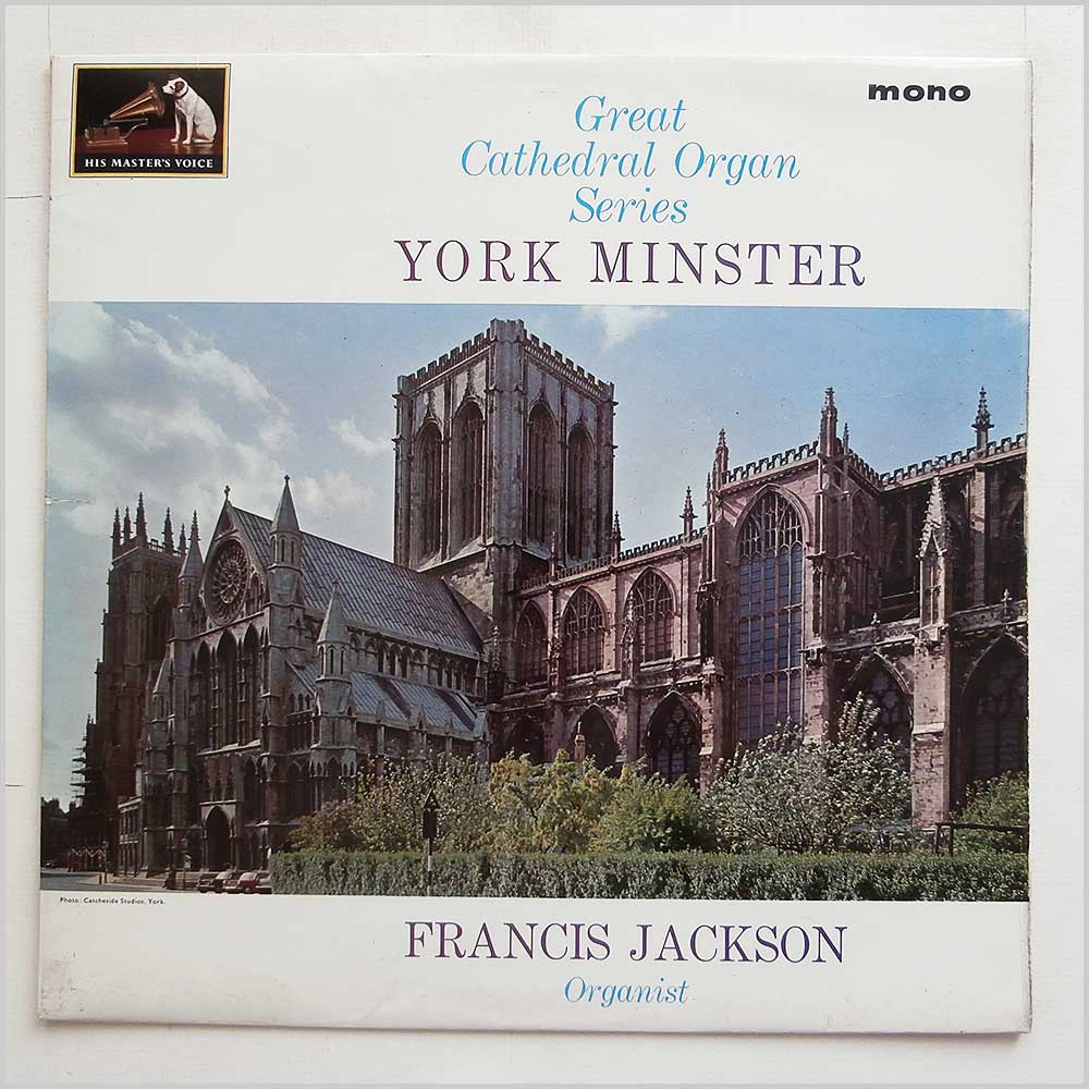 Francis Jackson - Great Cathedral Organ Series: York Minster (CLP 1752)