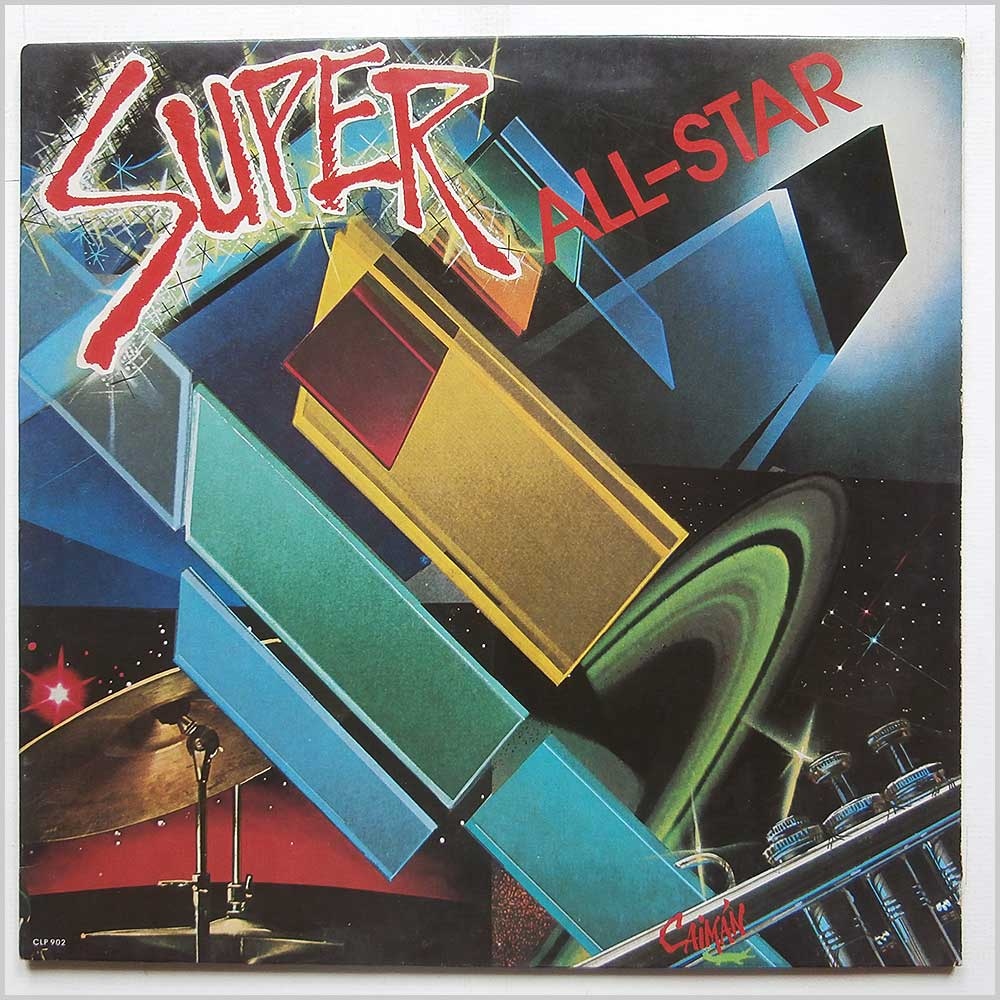 Super All-Star - Super All-Star (CLP 902)