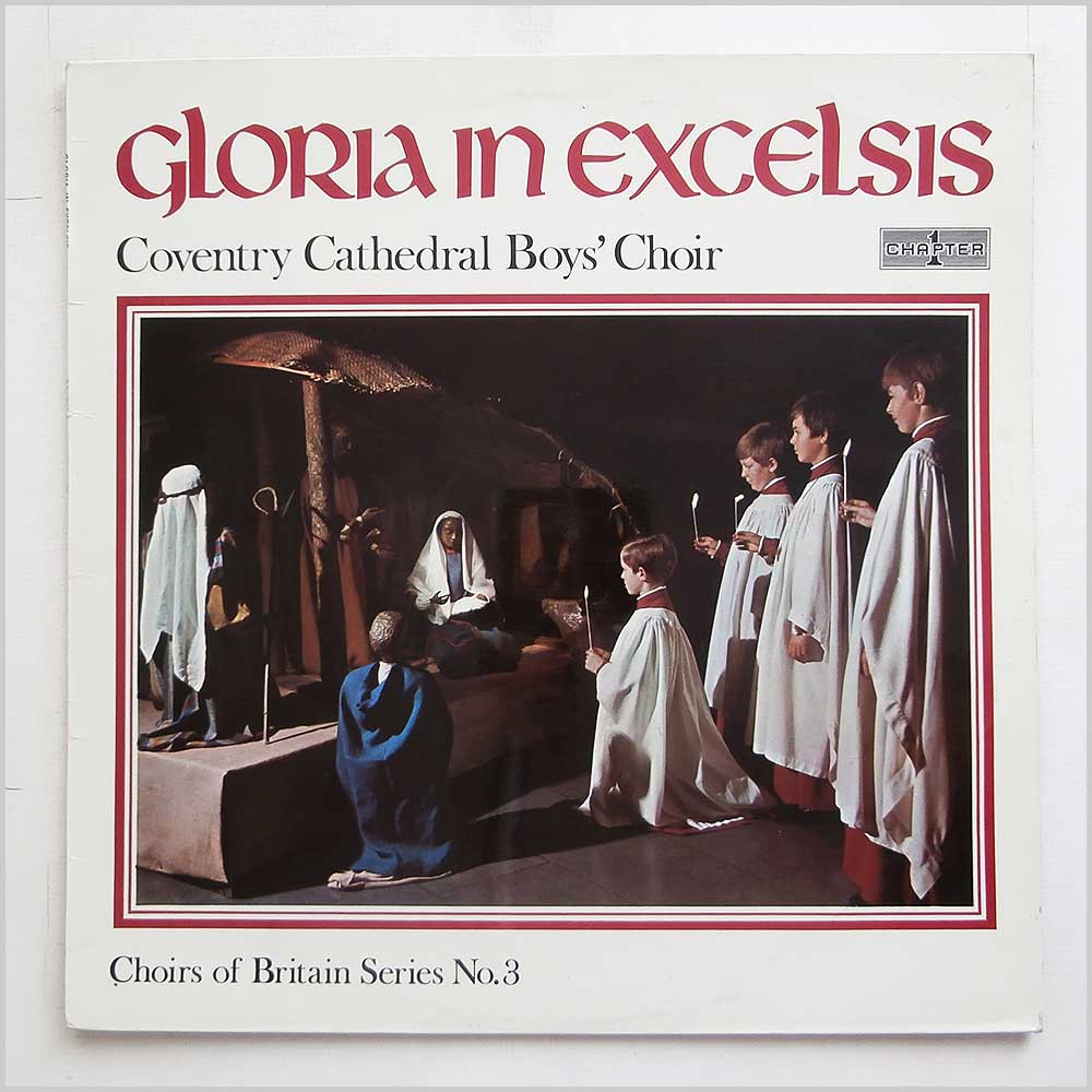 Coventry Cathedral Boys' Choir - Gloria In Excelsis (CMS 1007)