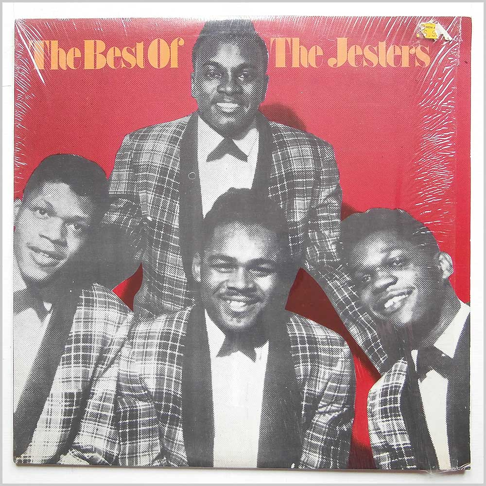 The Jesters - The Best Of The Jesters (COL LP-5035)