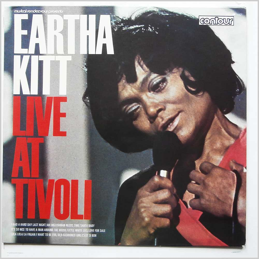 Eartha Kitt - Live At Tivoli (CONTOUR 2870 148)