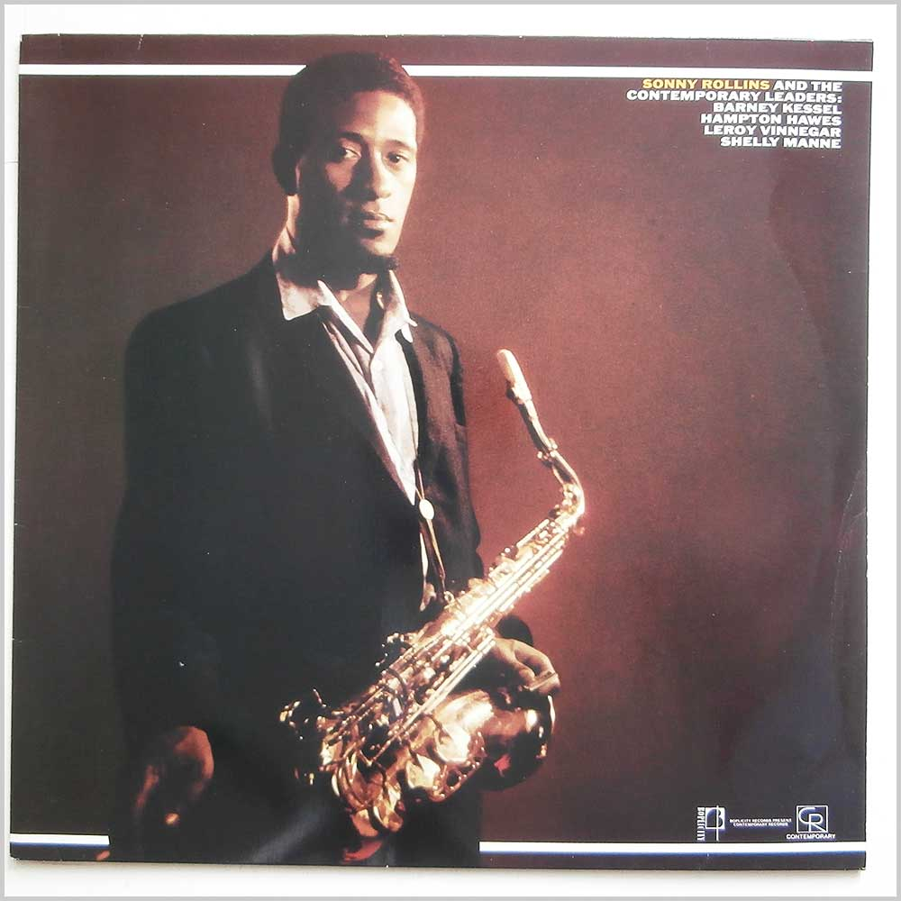 Sonny Rollins - Sonny Rollins And The Contemporary Leaders (COP 018)