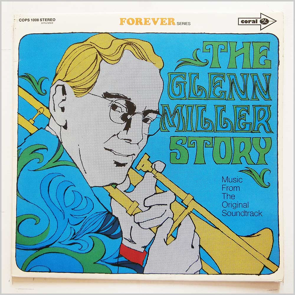 The Universal-International Orchestra, Louis Armstrong and The Allstars - The Glenn Miller Story (COPS 1008)