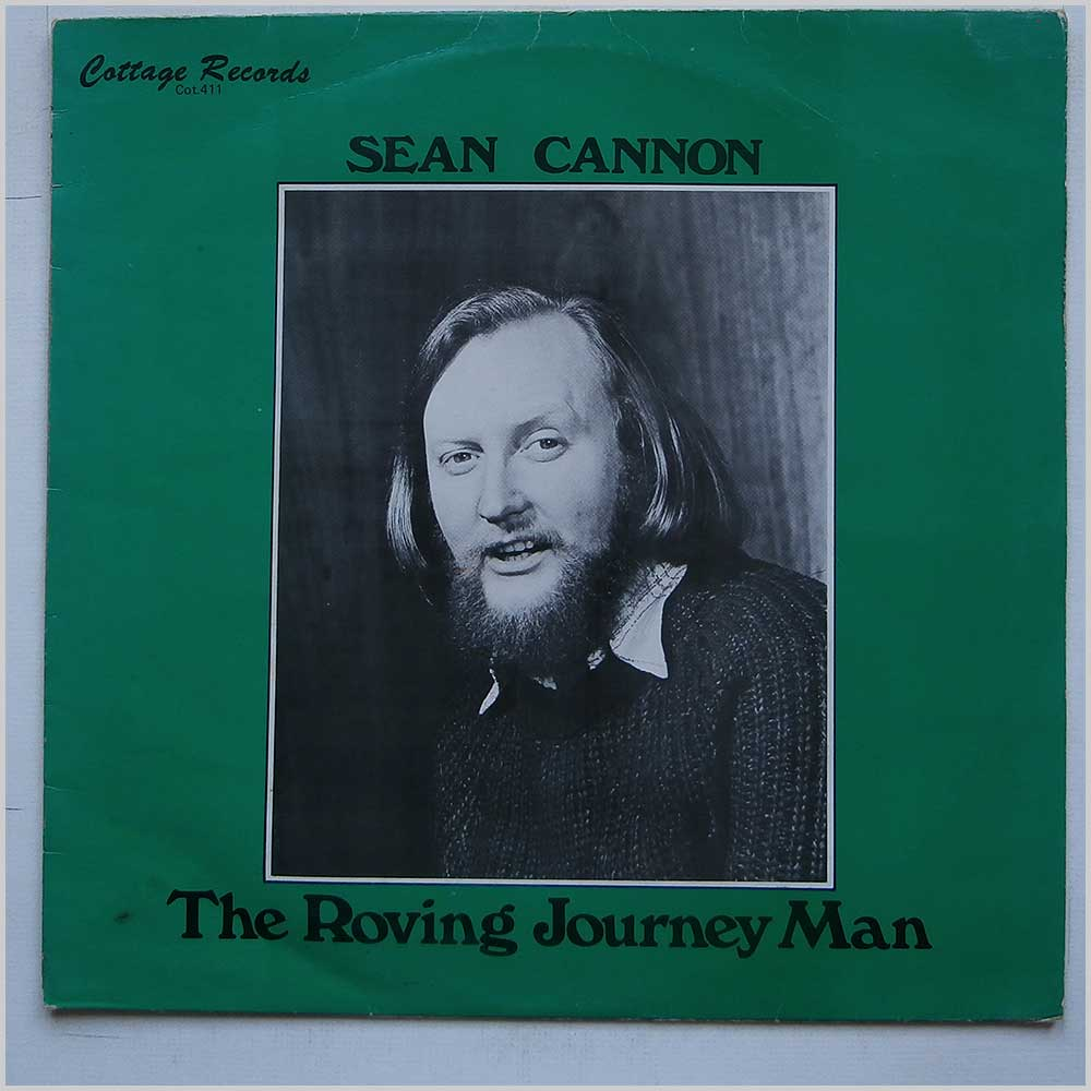 Sean Cannon - The Roving Journey Man (COT.411)