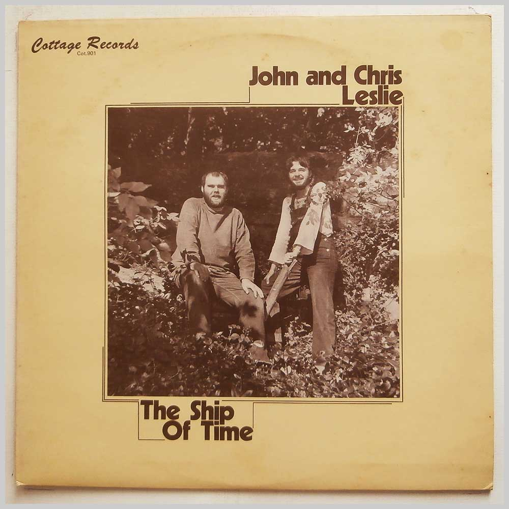 John and Chris Leslie - The Ship Of Time (COT.901)