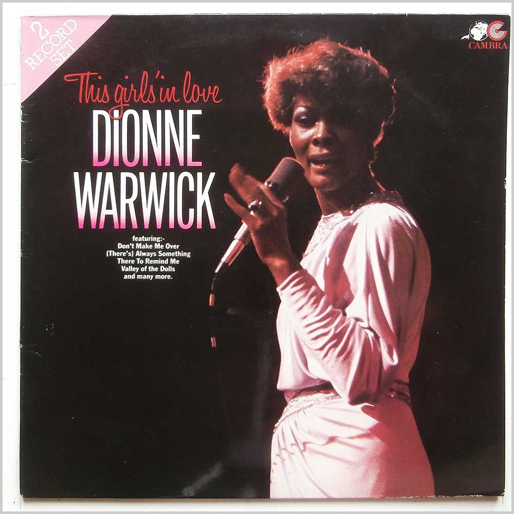 Dionne Warwick - This Girl's in Love (CR 031)