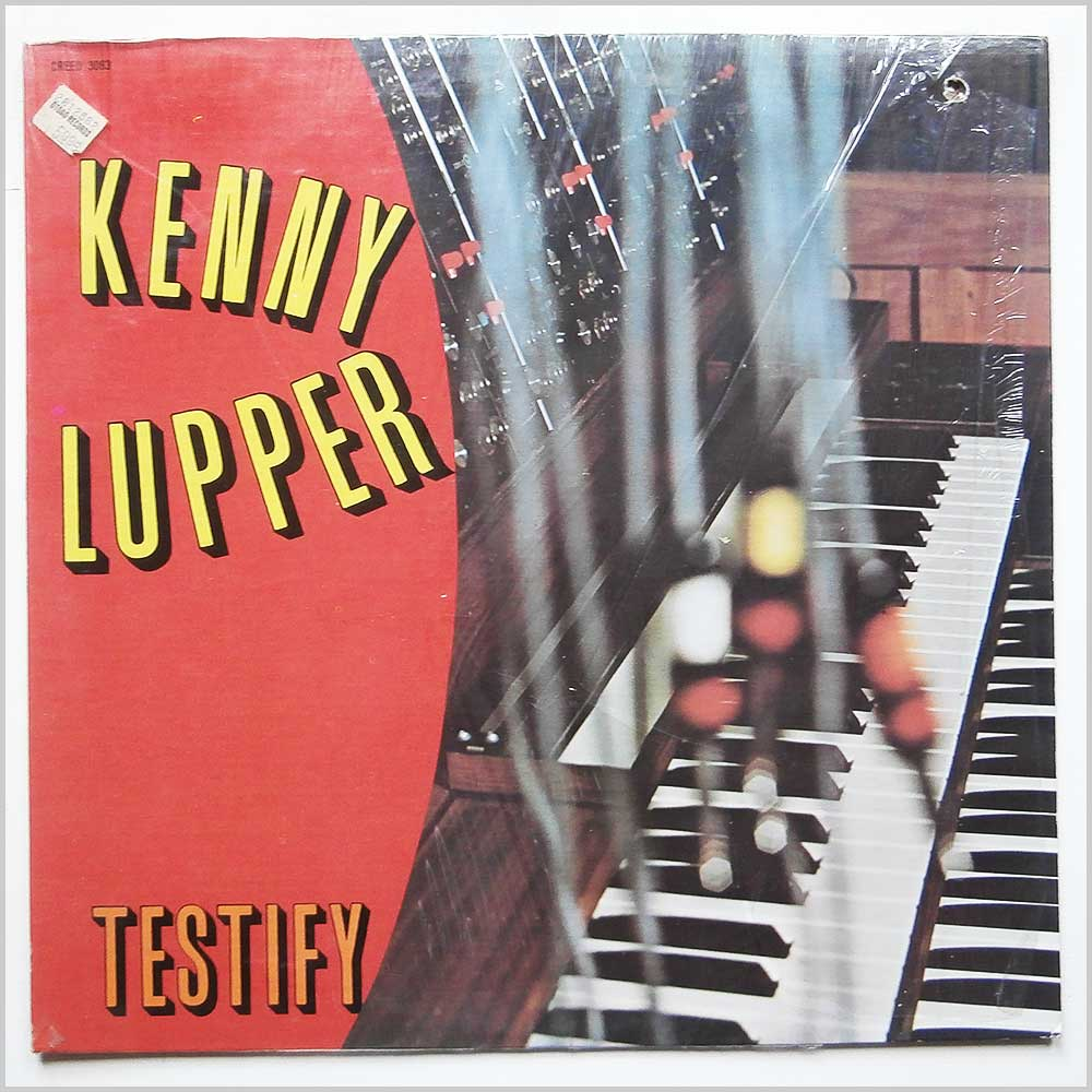 Kenny Luper - Testify (CREED 3063)