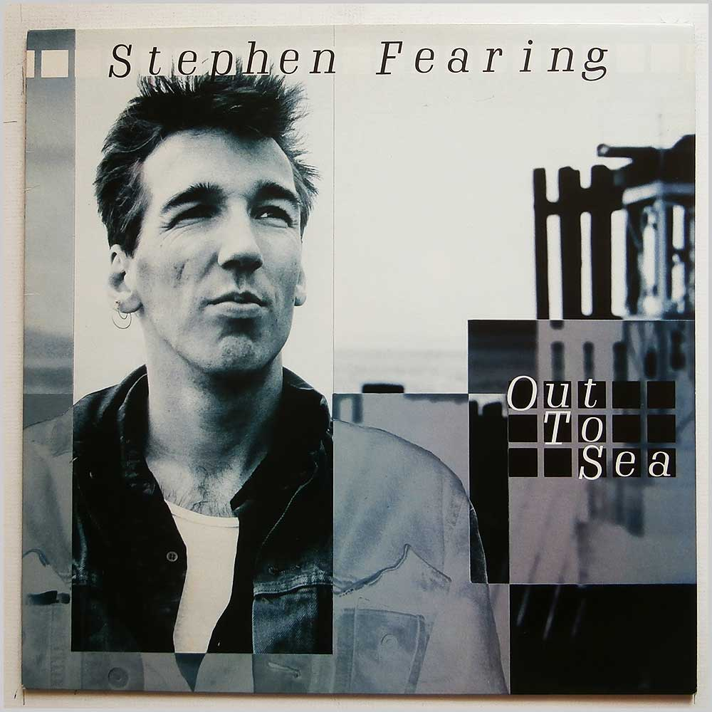 Stephen Fearing - Out To Sea (CRO 222)