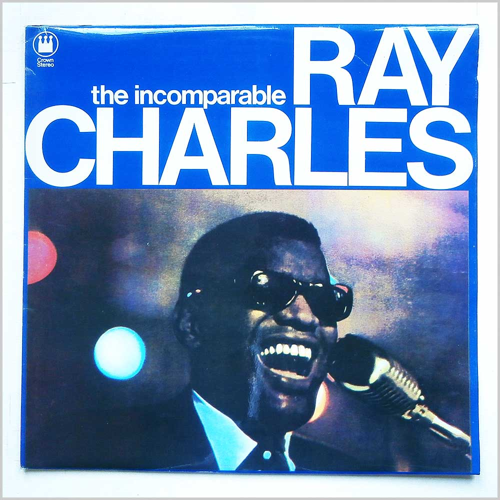 Ray Charles - The Incomparable Ray Charles (CRS 2006)