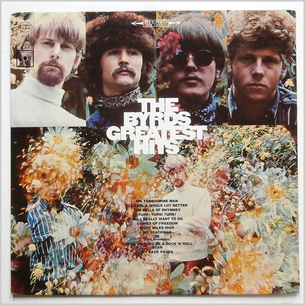 The Byrds - The Byrds' Greatest Hits (CS 9516)