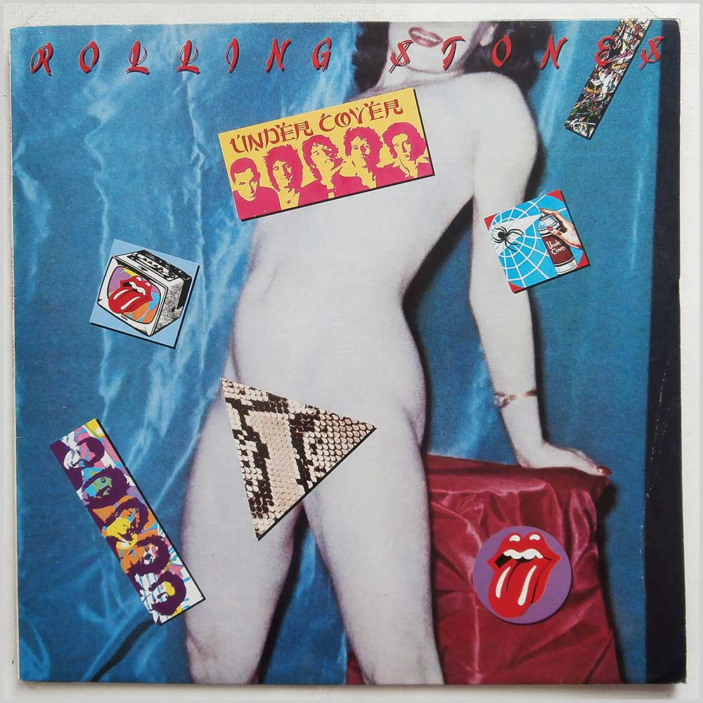 The Rolling Stones - Undercover (CUN 1654361)