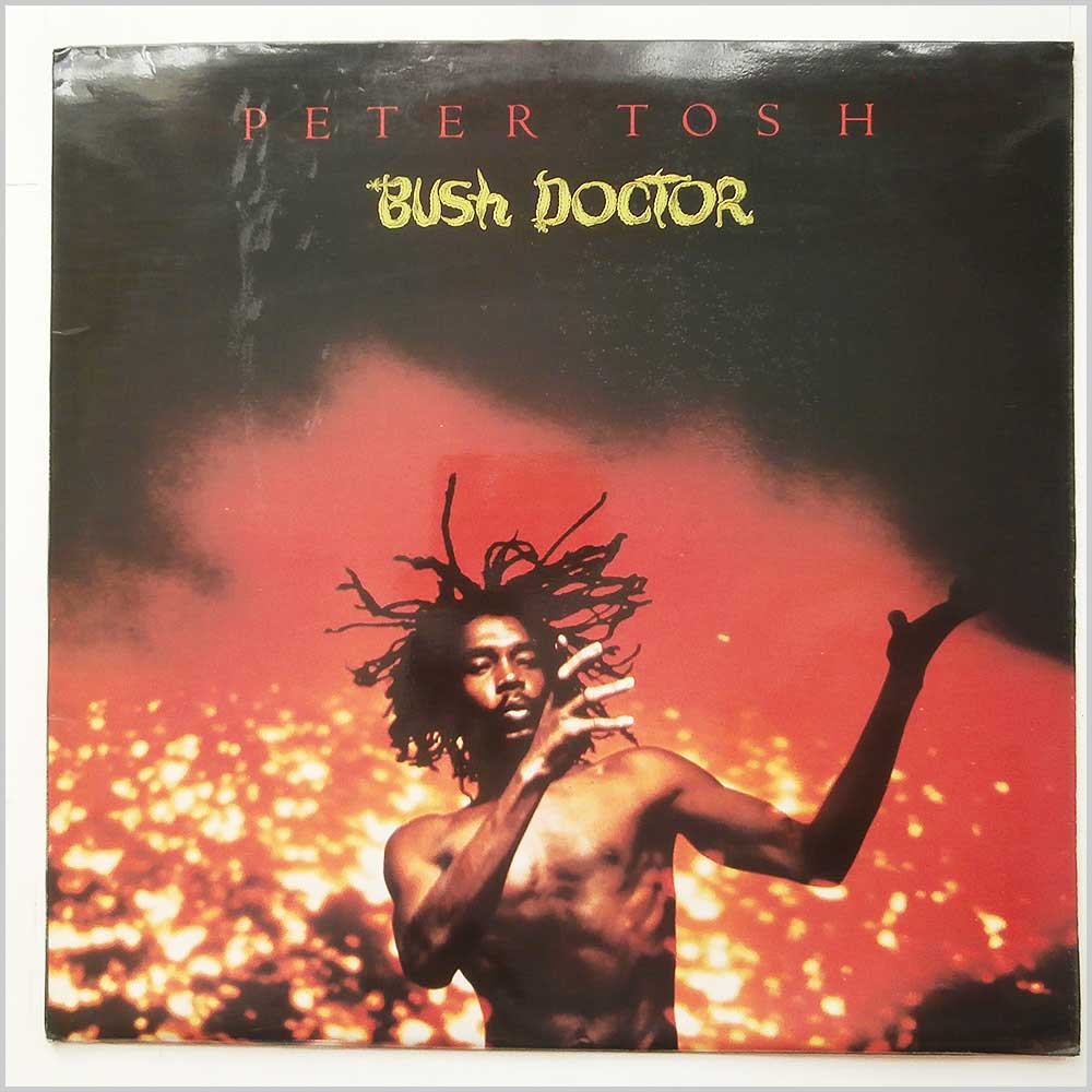Peter Tosh - Bush Doctor (CUN 39109)