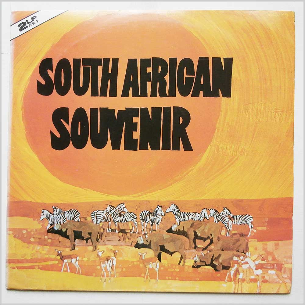 Various - South African Souvenir (DGL 890/1)