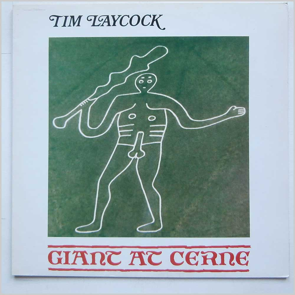 Tim Laycock - Giant At Cerne (DIN 320)