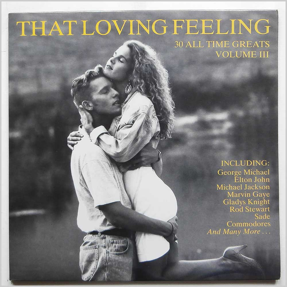 Various - That Loving Feeling Volume III (DIN TV 11)