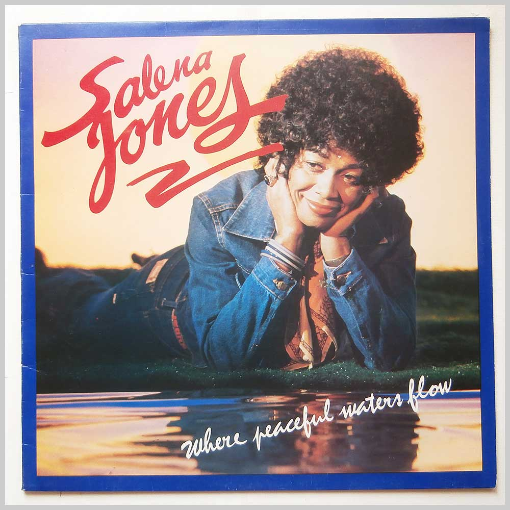 Salena Jones - Where Peaceful Waters Flow (DJLPS 460)