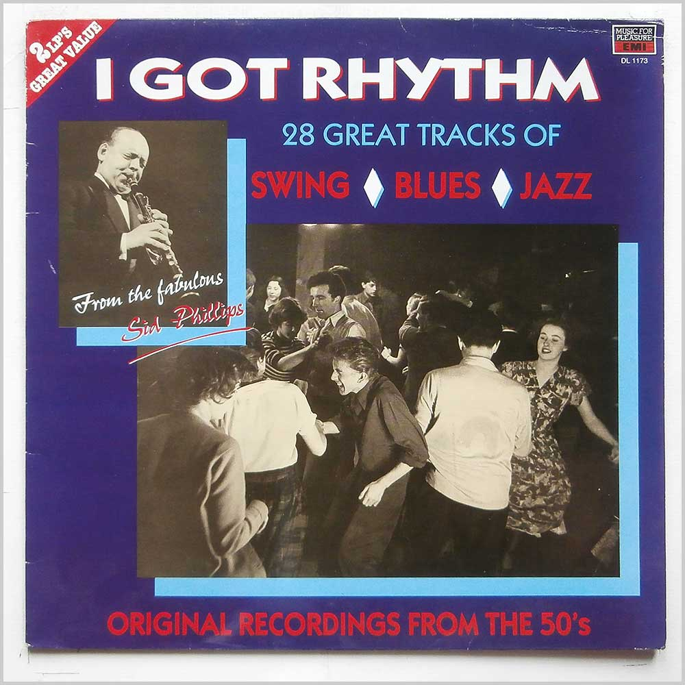 Sid Philips - I Got Rhythm (DL 1173)