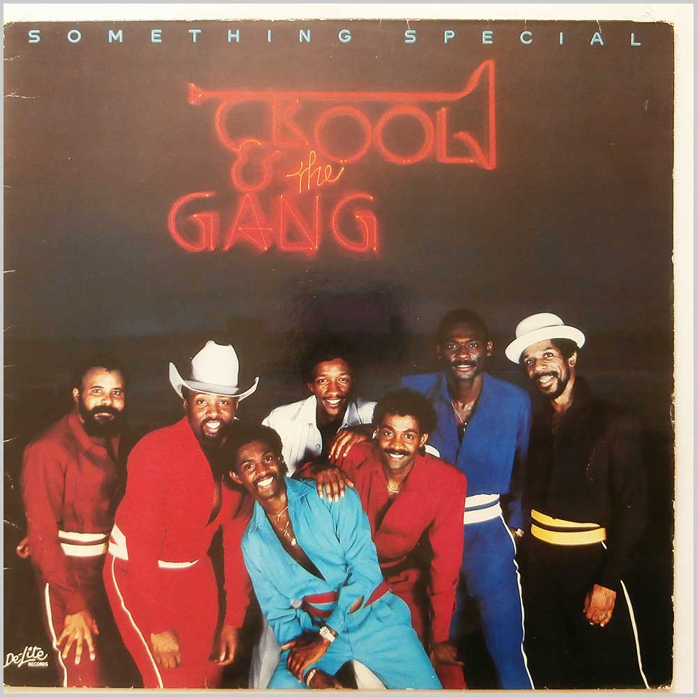 Kool and The Gang - Something Special (DSR 001)