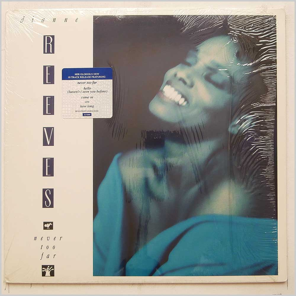 Dianne Reeves - Never Too Far (E1-92401)