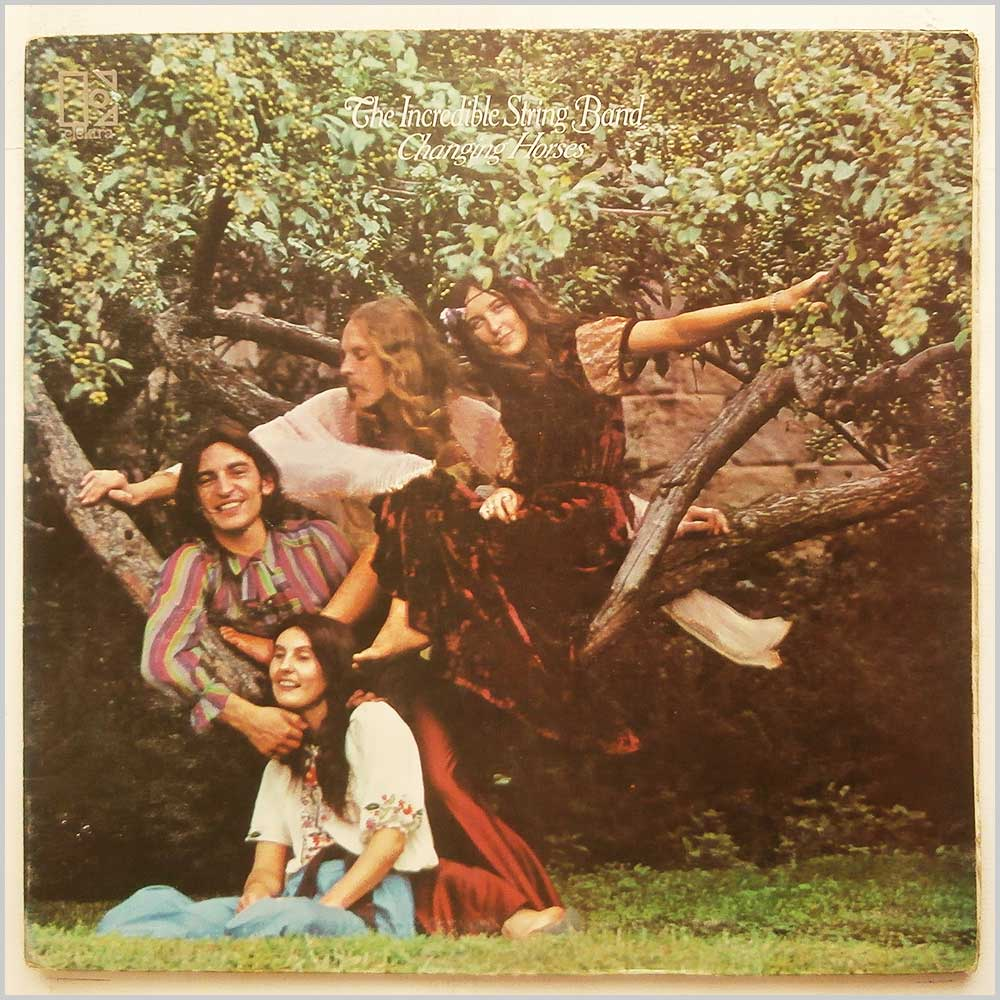 The Incredible String Band - Changing Horses (EKS 74057)