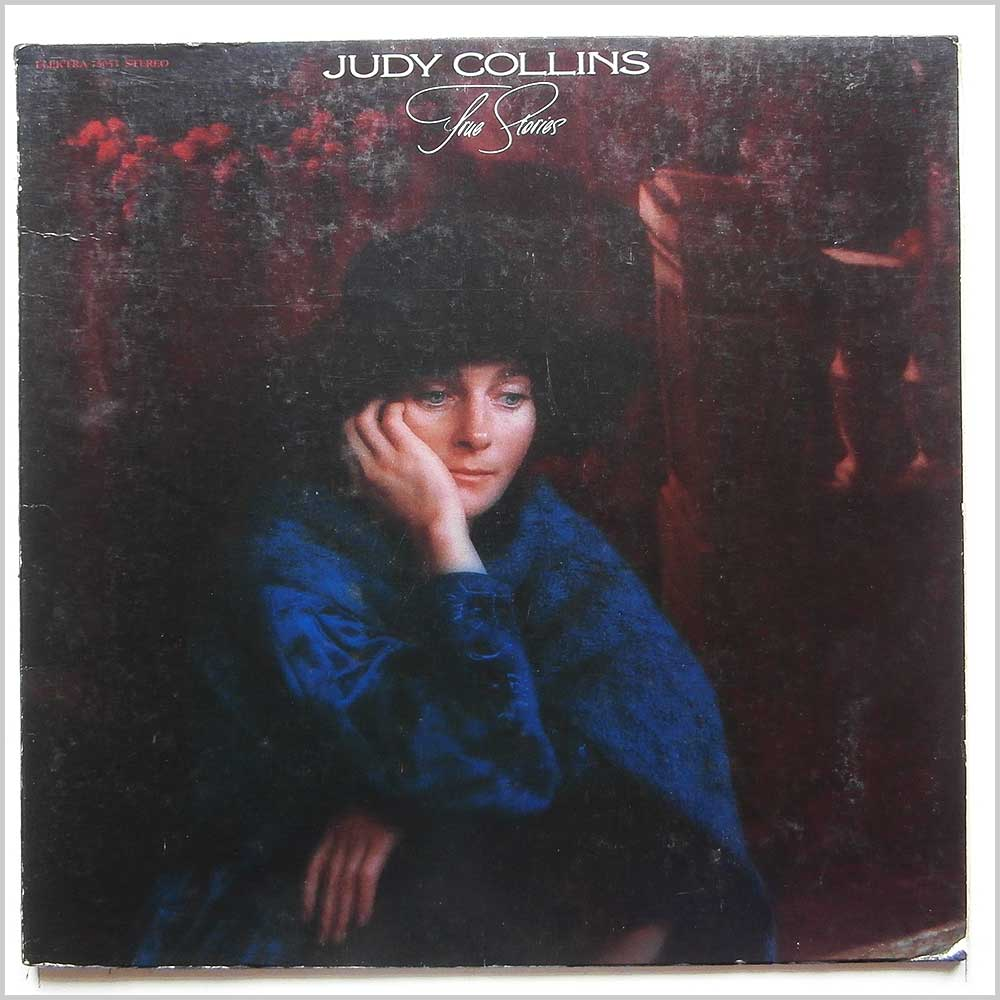 Judy Collins - True Stories And Other Dreams (EKS-75053)