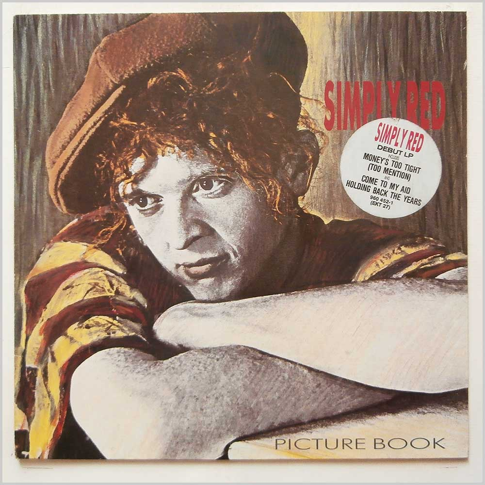 Simply Red - Picture Book (EKT 27)