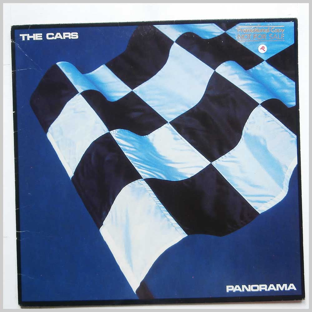 The Cars - Panorama (ELEKTRA 5E-514)