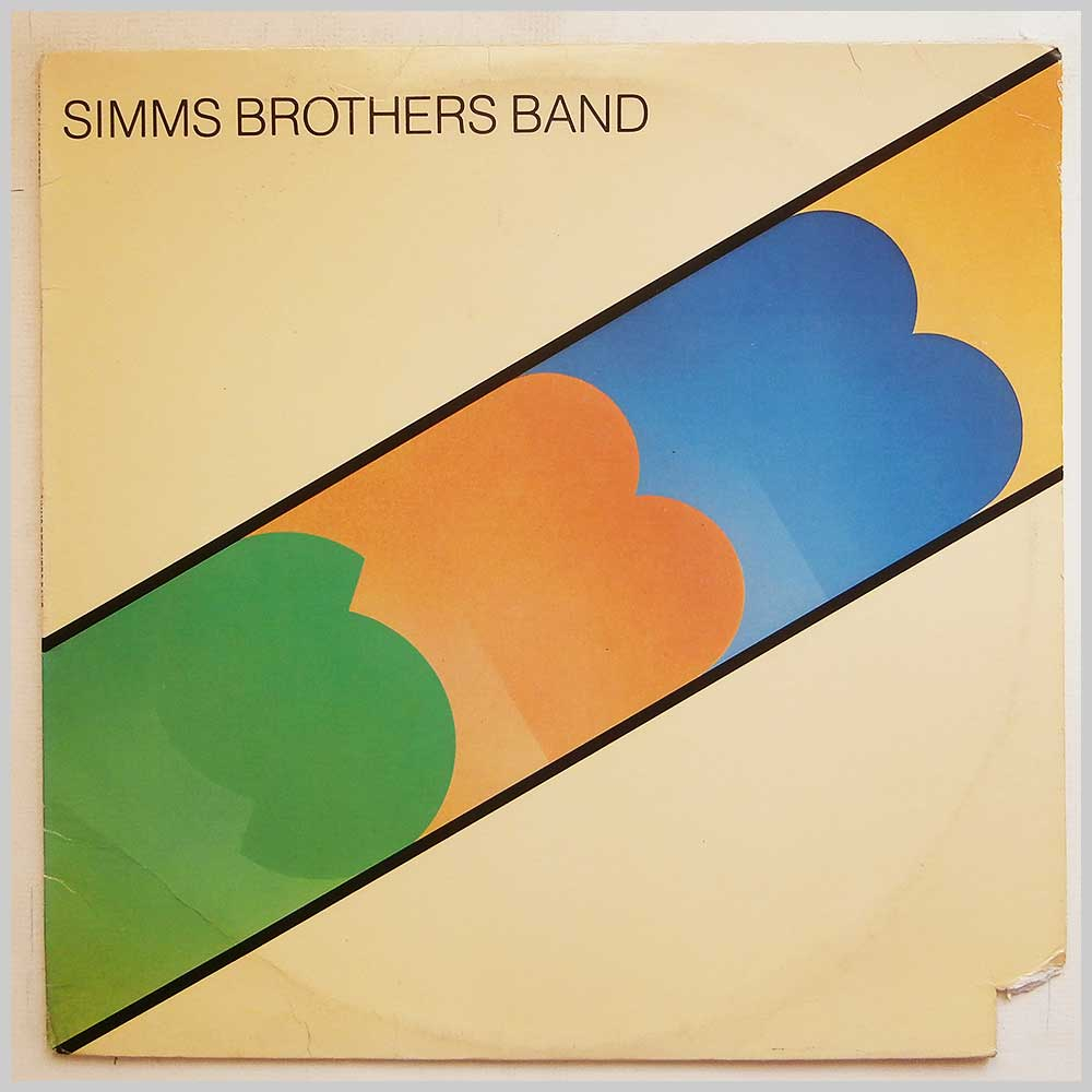 Simms Brothers Band - Simms Brothers Band (ELEKTRA 6E-220)