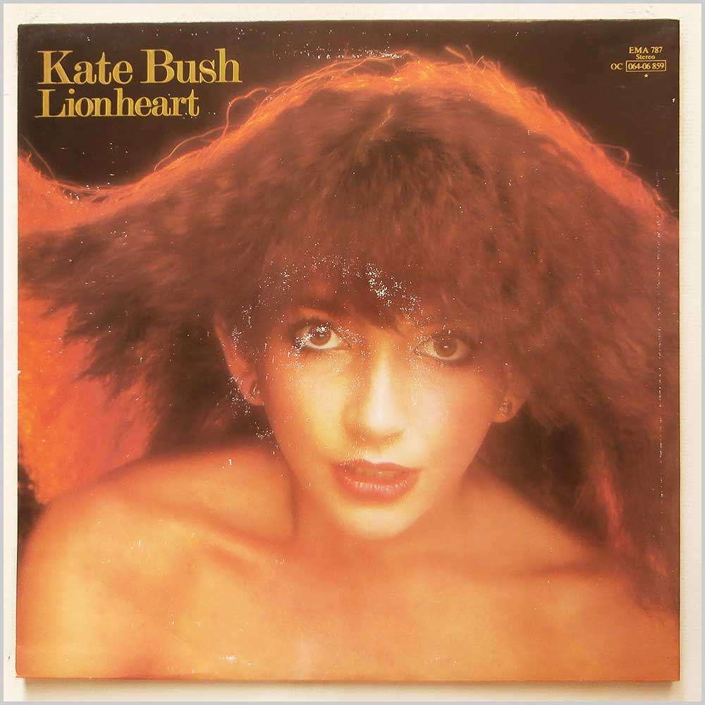 Kate Bush - Lionheart (EMA 787)