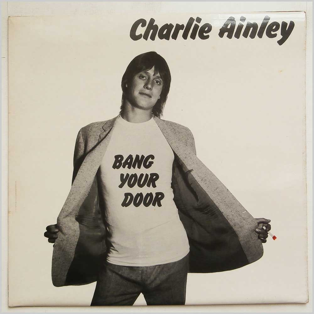 Charlie Ainley - Bang Your Door (EMC 3285)