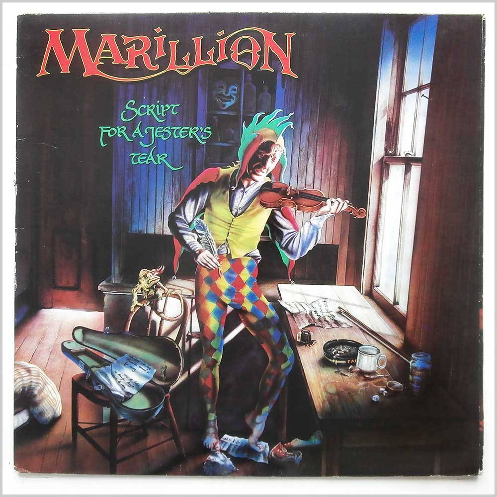 Marillion - Script For A Jester's Tear (EMC 3429)