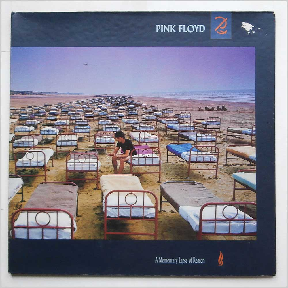 Pink Floyd - A Momentary Lapse Of Reason (EMD 1003)
